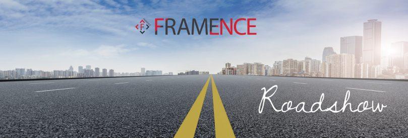 FRAMENCE veranstaltet eine Reihe von Roadshows, um seine revolutionäre Software zur Digitalisierung von Gebäuden und Anlagen vorzustellen.